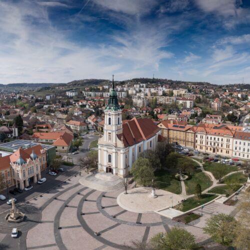 Béla király tér | Szekszárd
