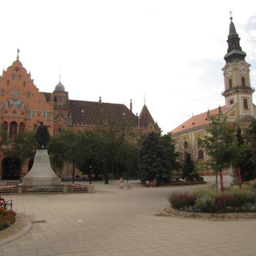 Kossuth tér | Kecskemét