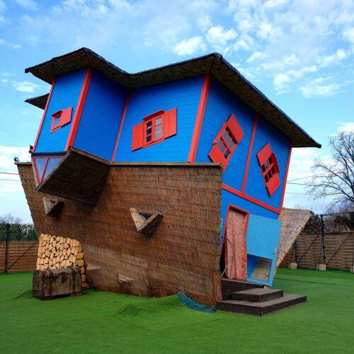 Fordított Ház | Hajdúszoboszló