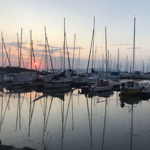 Balatonfenyves Kikötő   Balatonfenyves