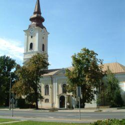 Református Templom   Hajdúszoboszló