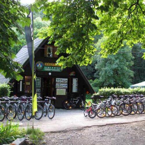 Kerékpárkölcsönző | Szilvásvárad