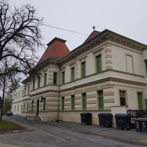 Dreiszker Szanatórium | Kőszeg