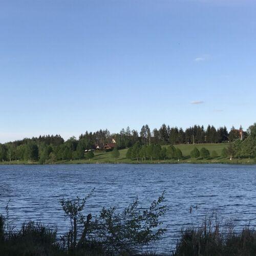 Borostyán tóstrand | Zalalövő
