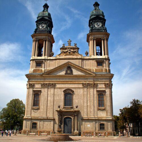 Pápai Szent István vértanú templom | Pápa