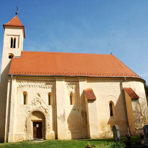 Őriszentpéteri Árpád-kori Templom