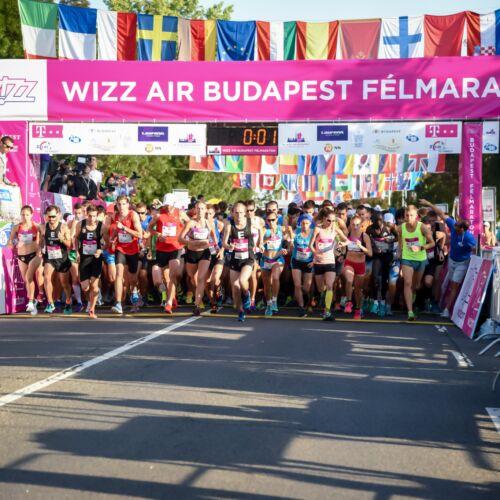 36. Wizz Air Budapest Félmaraton | Budapest