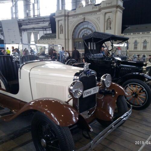 Budapesti Oldtimer Show! | Budapest