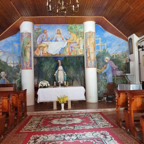 Béke királynéja templom és Mária kápolna | Mátraszentimre
