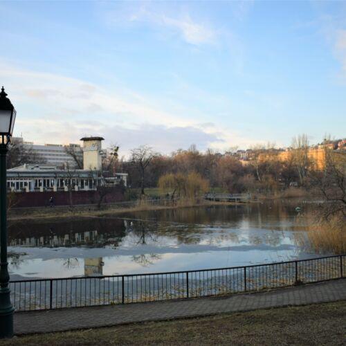 Feneketlen tó   Budapest