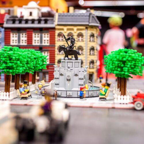 KockaPark - Lenyűgöző LEGO® építmények