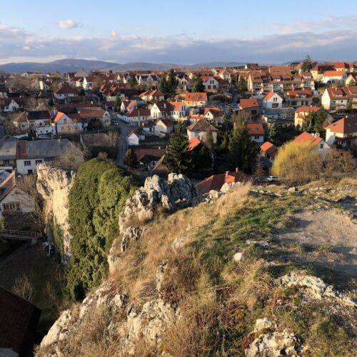 Benedek-hegy   Veszprém