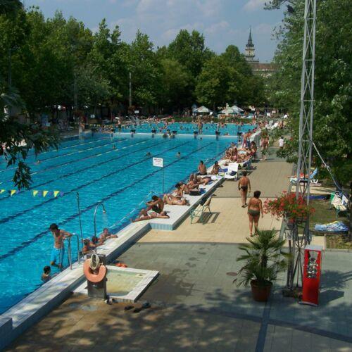 Török Sándor Strandfürdő és Gyarmati Dezső Sportuszoda