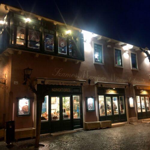 Szamos Marcipán Múzeum Cukrászda | Szentendre