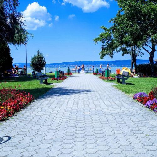 Balatonberényi Strand | Balatonberény