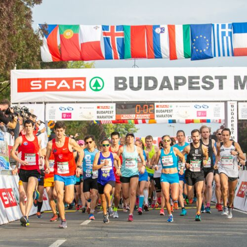 SPAR Budapest Maraton® Fesztivál | Budapest