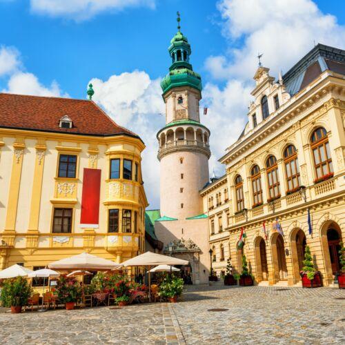 KultUdvarok | Sopron
