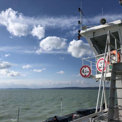 Szántódi Hajóállomás | Szántód