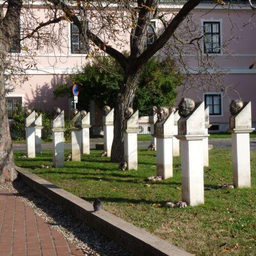 1848-as emlékpark | Nagykanizsa
