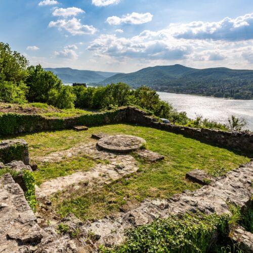 Sibrik-dombi római erőd és ispáni vár | Visegrád