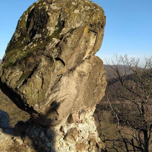 Ferenczy-szikla | Dobogókő