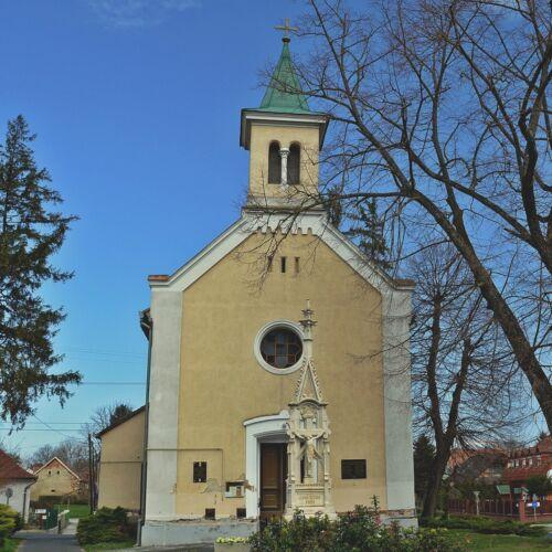 Zalakarosi Szent Anna kápolna | Zalakaros
