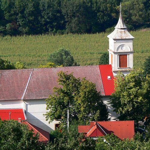 Fájdalmas Anya Templom | Magyarhertelend