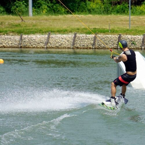 Central Wakeboard | Pécs