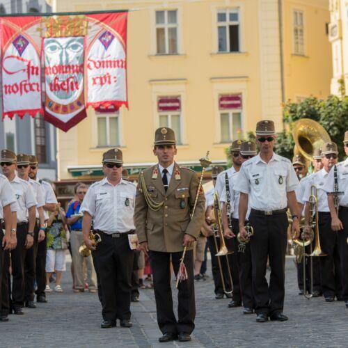 VIII. Fricsay Richárd Regionális Katonazenekari Fesztivál | Székesfehérvár