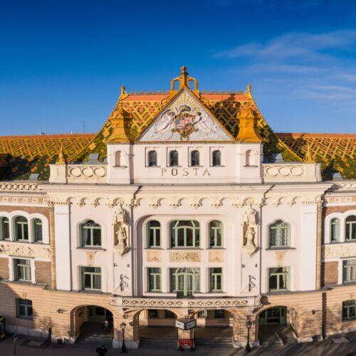 Postapalota | Pécs