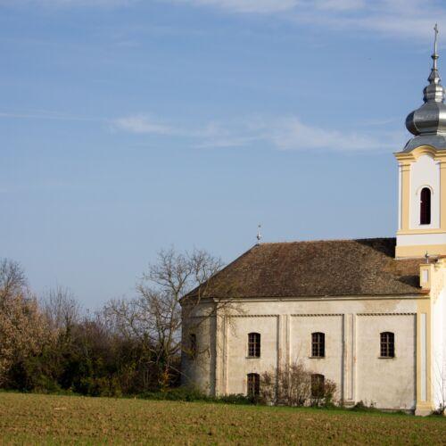 Bikali Evangélikus Egyházközség temploma   Bikal