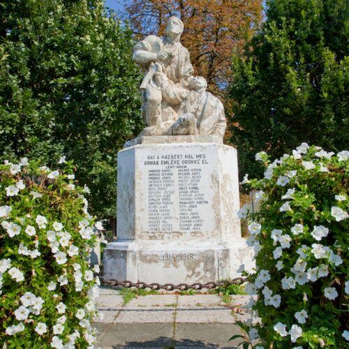 I. világháborús emlékmű | Lenti