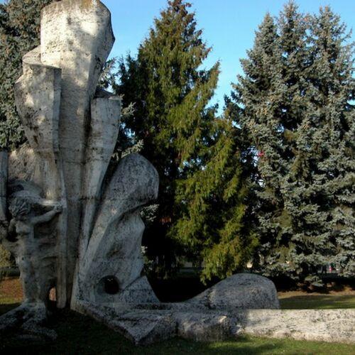 Város avatási emlékmű | Lenti