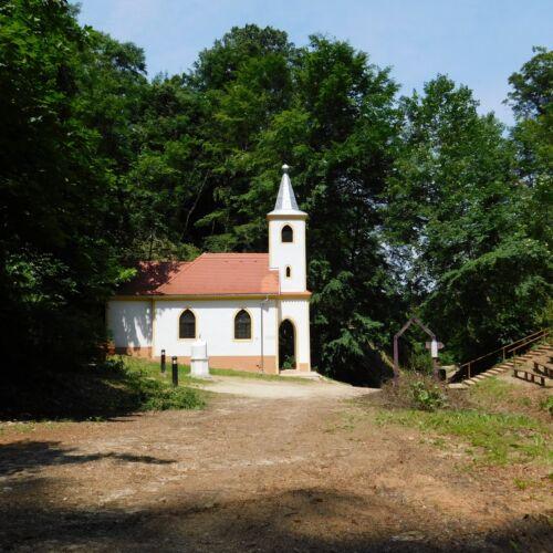 Szentkúti kápolna | Vasvár