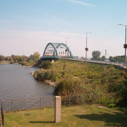 Árpád híd | Ráckeve