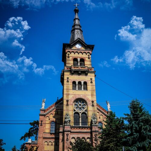 Gyomaendrődi Jézus Szíve Katolikus Templom   Gyomaendrőd