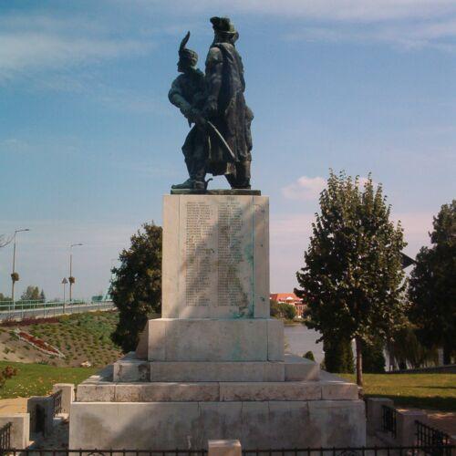 I. Világháborús Hősi emlékmű   Ráckeve