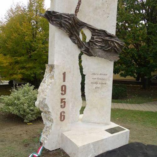 Ráckeve 1956-os Emlékműve   Ráckeve