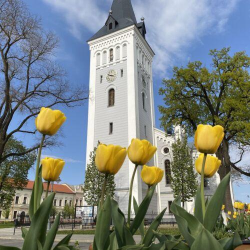Bocskai téri református templom | Hajdúböszörmény