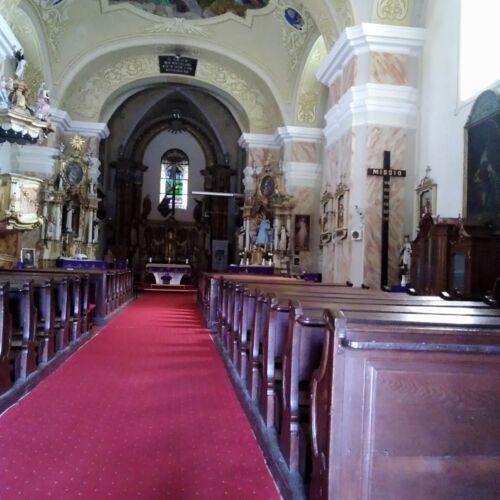 Vasvári Szent Kereszt felmagasztalása templom | Vasvár