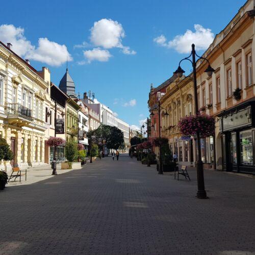 Fő utca és Ady Endre utca | Kaposvár