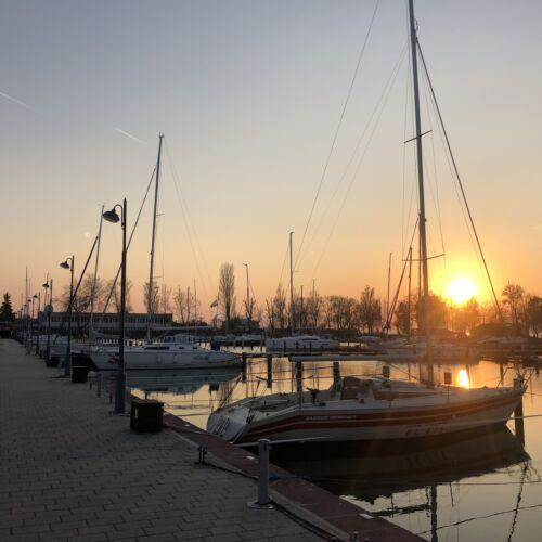 Kaáli Nagy Dezső Vitorláskikötő | Balatonboglár