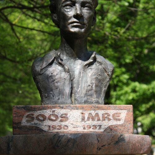 Soós Imre szobor | Balmazújváros