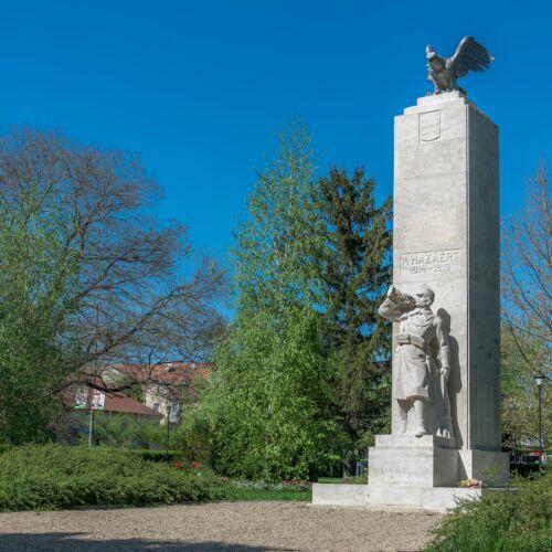 I. világháborús emlékmű | Balmazújváros