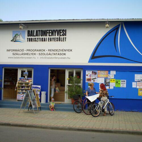 Balatonfenyvesi Turisztikai Egyesület   Balatonfenyves