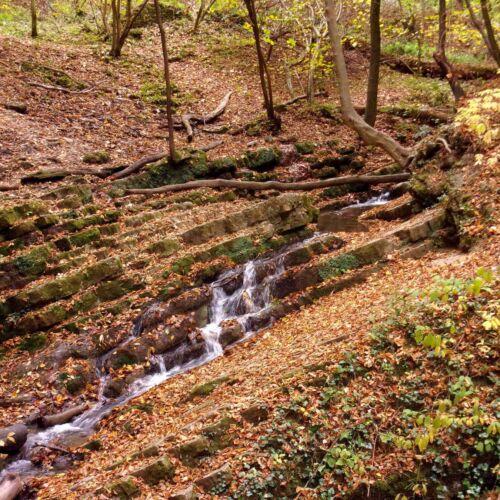 Ferde-vízesés   Óbánya