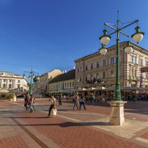 Klauzál tér   Szeged