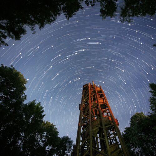 A Zselici Csillagpark kilátója | Zselickisfalud