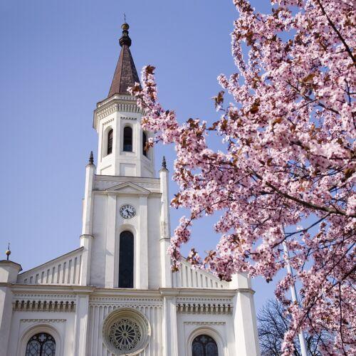 Nyíregyházi Református templom   Nyíregyháza