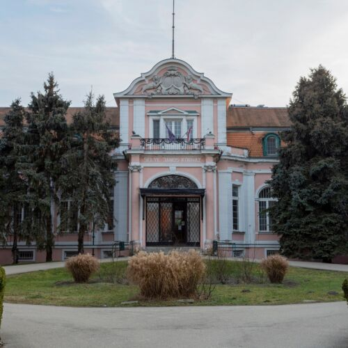 Solymosy-Gyürky kastély   Komárom